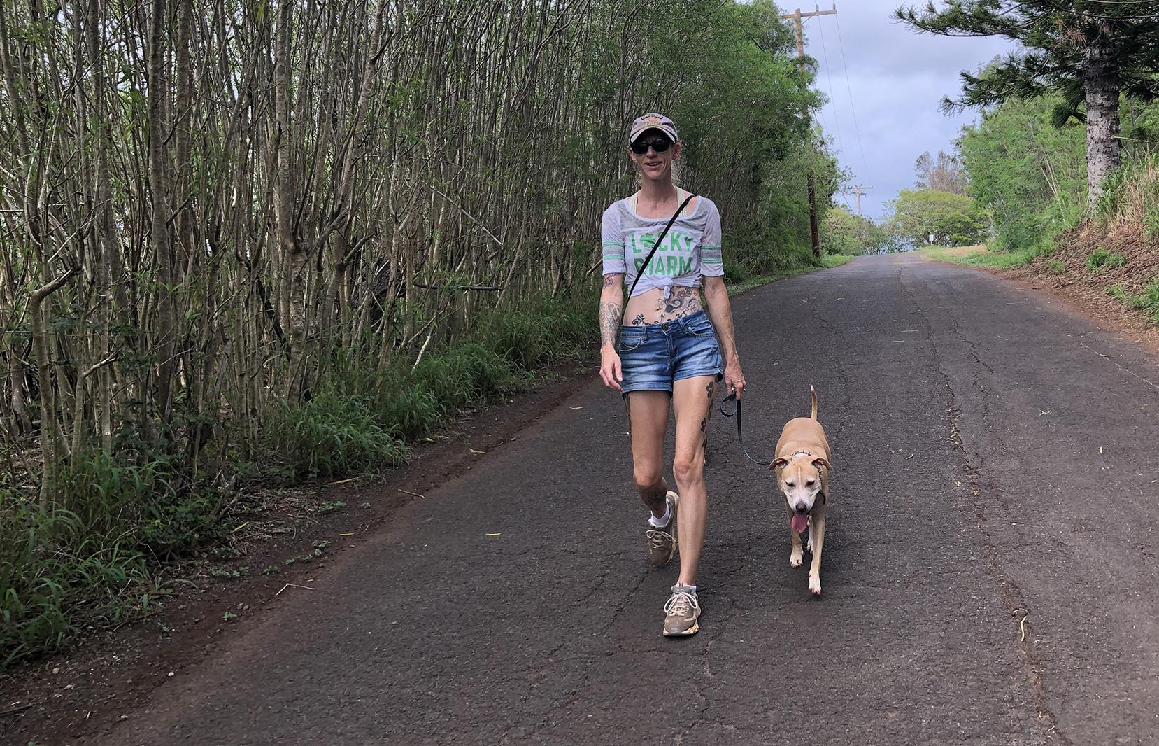 Proper Dog Walking